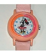 Minnie Mouse Watch Lorus V821-0140 - $29.99