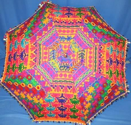 20 Traditional Indian small UMBRELLAS wholesale lot free shipping