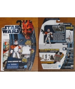* Star Wars The Clone Wars CW11 Republic Comman... - $15.00