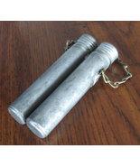 Vintage Swedish metal dual oiler bottle M96 M38... - $4.99