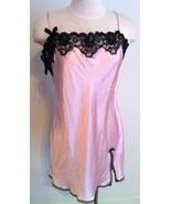 VIctorias Secret Angels Pink Nightie Size L - $26.00