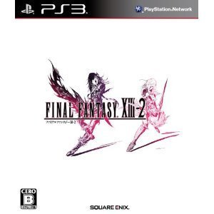 Final Fantasy XIII-2, {FF 13-2} PS3 game (JP)