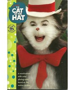 Dr. Seuss The Cat In The Hat Jim Thomas Softcov... - $1.99