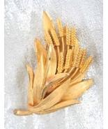 Elegant BSK Golden Wheat Harvest Thanksgiving B... - $19.95