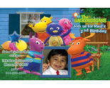 Buy Announcements - Backyardigans Birthday Photo Invitation Party