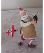 2009 Toymaker Santa Hallmark No 10 in Series Ch... - $10.99