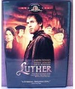Luther, Widescreen DVD