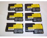 Buy Laptop Batteries - LOT OF 6 IBM THINKPAD T20 T21 BATTERIES 02K6627 AS-IS