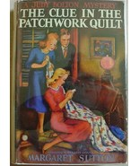 Judy Bolton #14 CLUE IN THE PATCHWORK QUILT 1st... - $28.00
