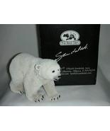 Polar Bear by Keith Sandulak Canadian Sculpture Artist - $36.00