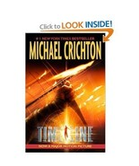 Timeline by Michael Crichton Fantasy Science Fi... - $1.00