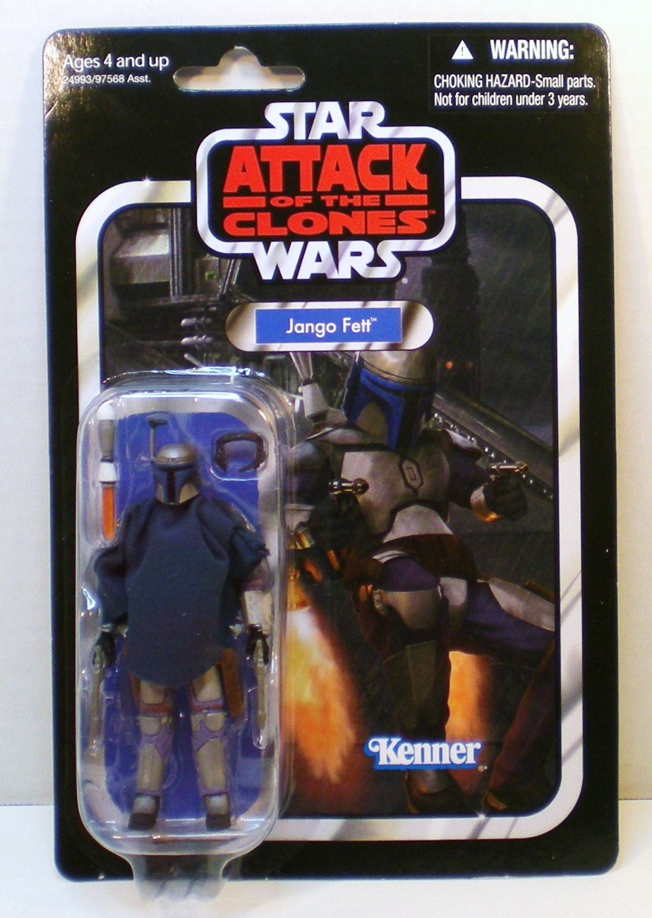 Stars Wars Jango Fett Vintage Collection 2011 VC34 Attack of the Clones
