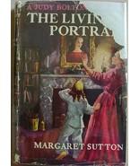 Judy Bolton #18 THE LIVING PORTRAIT Margaret Su... - $8.00