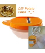 DIY Potato Chips Apple Chips Maker Set with Sli... - $7.39
