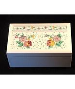 Otagiri Lacquerware Musical Jewelry Box - $14.99