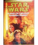 Star Wars Planet of Twilight by Barbara Hambly ... - $5.95
