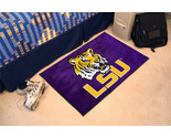 Buy Rugs Home Decorating - Louisiana State LSU Tigers Starter Rug