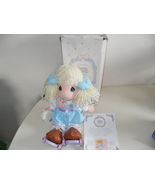 1993 Precious Moments Nikki Doll Limited Edition - $24.99