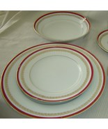 Castle Court Fine China Elegante 52 pcs Set Dinnerware