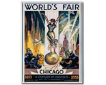Buy Prints - Chicago World's Fair, 1933 by Glen C. Sheffer Print - New