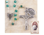 Buy Gifts and Collectibles - SAINT JUDE HEALING ROSARY GIFT SET-ROSARY AND MEDAL NEW