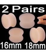 5/8 11/16 16mm 18mm Gauge Skin Ear Plug Rings L... - $6.99