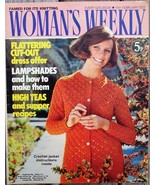 Woman's Weekly Magazine, February 19 1972 Lamps... - $8.50