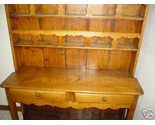 Buy Buffets & Sideboards - Antique Sideboard with Plate Rack Cupboard Cabinet oak