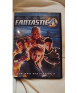 Fantastic 4 Dvd Movie - $5.75