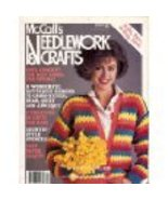 12 1982 to 1986 McCalls Needlwork plus Crafts M... - $19.99