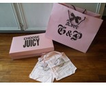 Buy Gift Boxes - Add a Juicy Couture Larg Gift Box or Bag to your Purchase