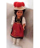 Vintage Doll Handmade very Vintage and in Excel... - $20.00