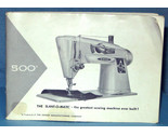 Buy Singer - Singer Sewing Machine Manual-Slant-O-Matic