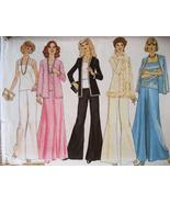 Simplicity 7231 Vintage 70s UnusedWomans 10 Mot... - $9.95