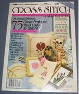 Cross Stitch & Needlepoint Magazine 1985 - 75 P... - $4.00