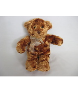 Plush Teddy Bear Stuffed Animal Toy Brown Coppe... - $2.00