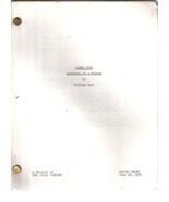 James Dean Portrait of a Friend Original Script... - $39.99