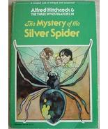 Three Investigators #8 Mystery Silver Spider pb... - $8.99