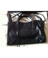 Balenciaga city Black rh