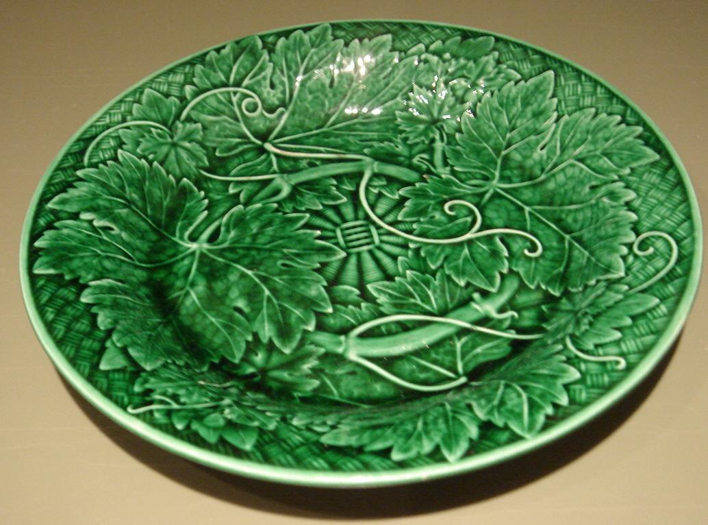 Wedgwood_majolica_plate