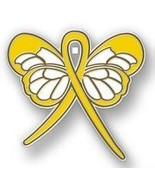 Ewing's Sarcoma Support July Awareness Yellow R... - $10.97