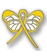 Hydrocephalus September Awareness Month Yellow ... - $10.97