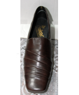Rieker Kira Shoes Brown Leather Size 9M NEW - $55.00