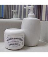 Lemongrass Hand & Body Cream with Emu Oil Herba... - $9.99