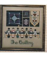 The Quilting Needlepoint Pattern NIP Crafts - $3.99