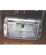 1950 ROTO-BROIL 400 Toaster Oven - Works Great - $60.00
