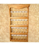 Spice Rack Wall Mounted -