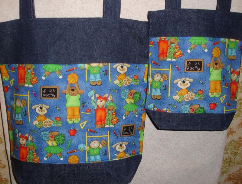 School Diaper Bag Gym Travel Daycare Toddler Preschool Kids Backpack