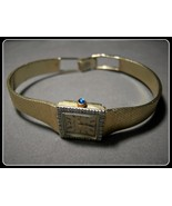 14k Gold Lucien Piccard Watch 8