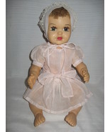 Vintage 1950's Dress & Bonnet 4 Connie Lynn Doll ~ Terri Lee